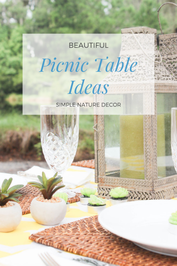 CUTE PICNIC IDEAS WITH A SOUTHERN CHARM
