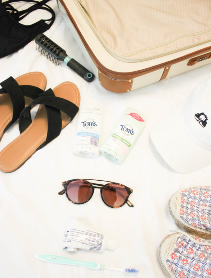 Must-have Items for a Weekend Getaway