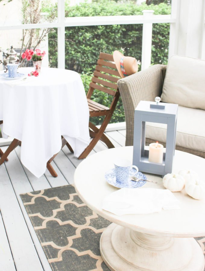 lantern on table: How To Make A Simple Wood Lantern From Wood Scraps