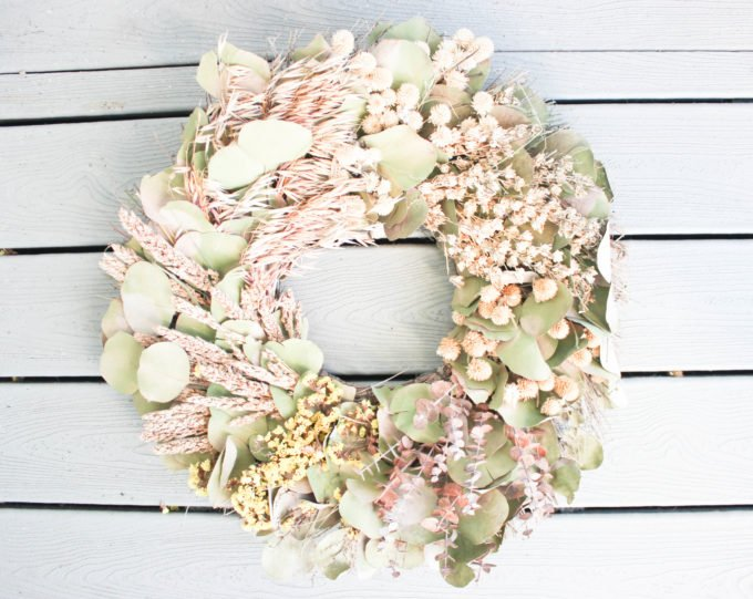 How To Recycle a Wreath in 5 Artistic Ways
