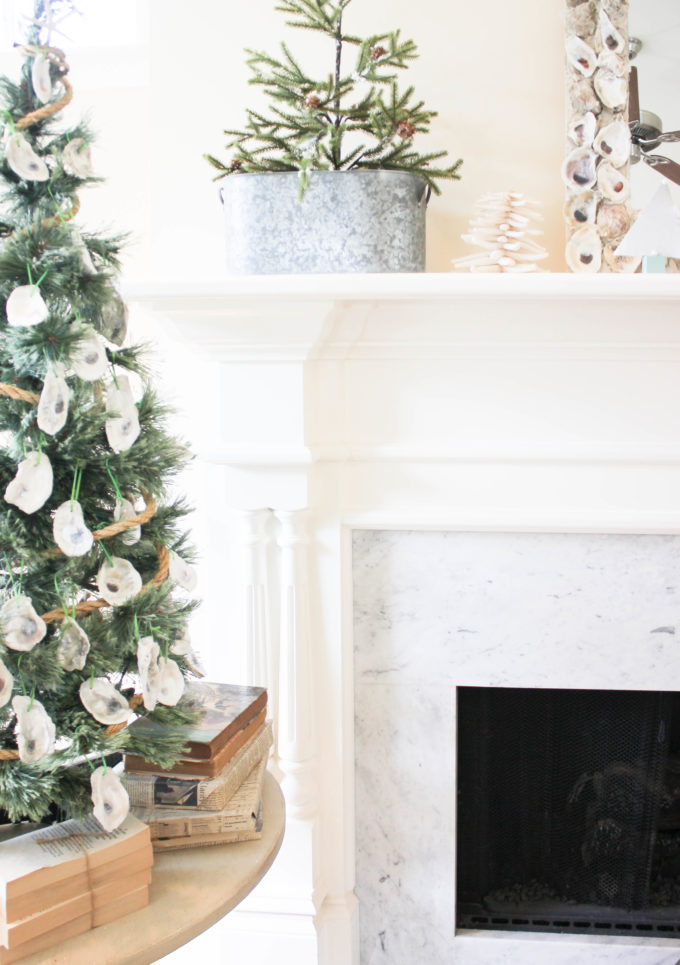 Non Traditional Christmas Tree Ideas.Non Traditional Handcrafted Coastal Holiday Tree Blog Hop