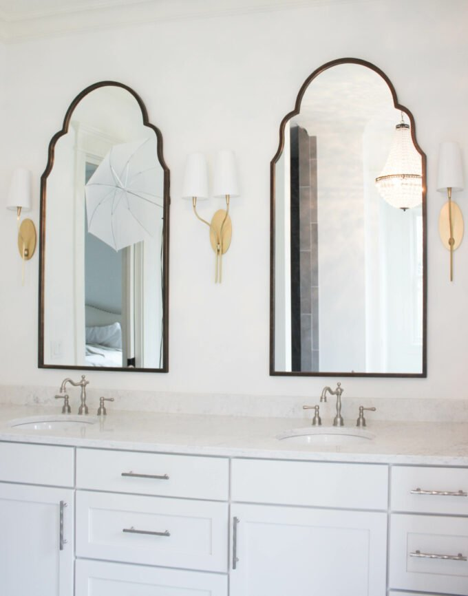Think Out of the Box When Mixing Metal Finishes in Your Bathroom