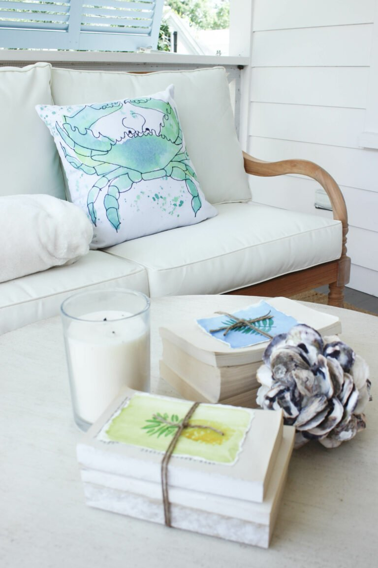 How To Make Book Bundles For Decorating