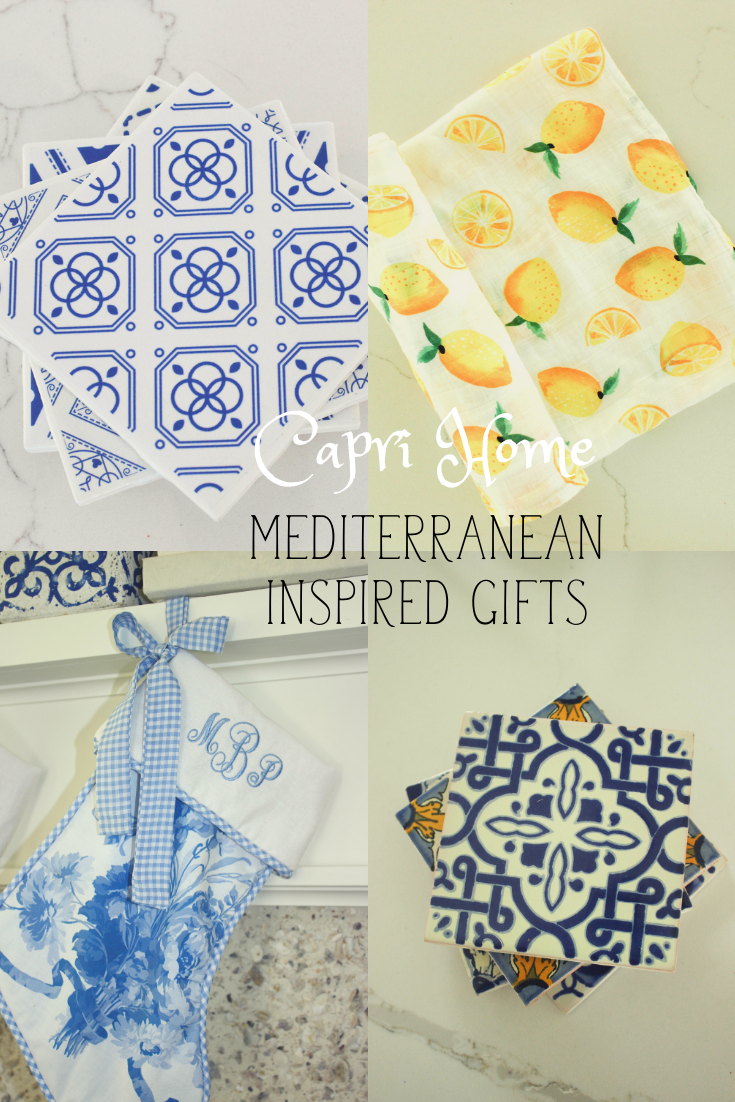 Capri Home Etsy products