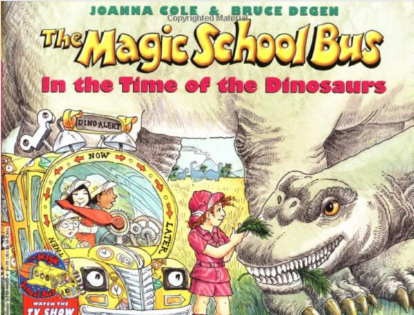 The magic school bus :2020 Holiday Gift Guide For Kids