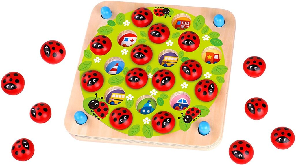 Lady Bug Brain Toys:2020 Holiday Gift Guide For Kids