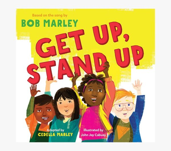 Get up and Stand Up Book:2020 Holiday Gift Guide For Kids