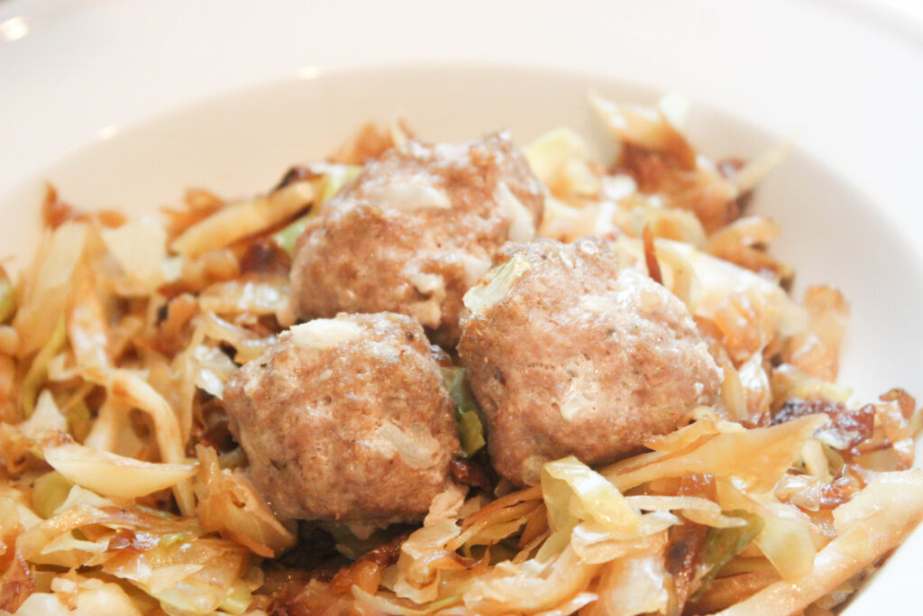 Spicy Italian Turkey Meatballs with vegetables:How To Make Spicy Italian Turkey Meatballs