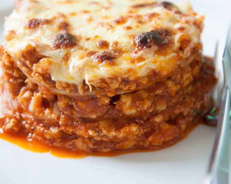 How To Make The Best Lasagna Bolognese Recipe