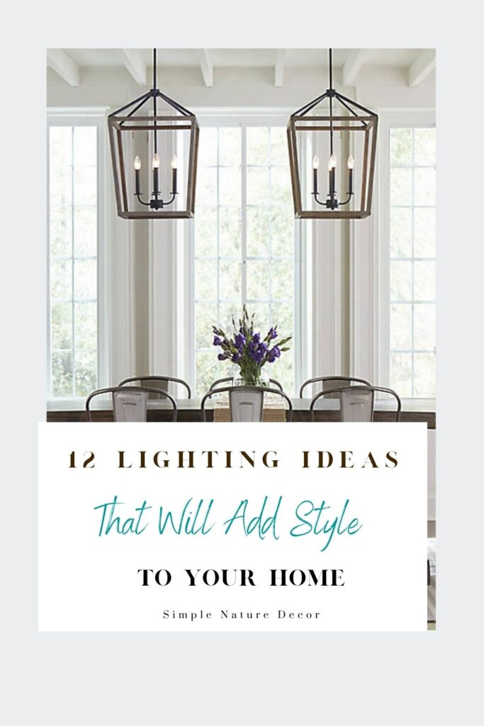 12 Lighting Ideas That Will Transform Hour Home