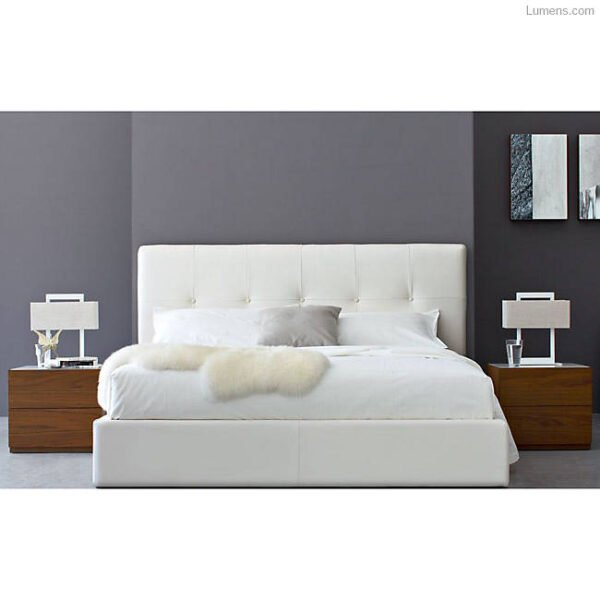 Swami Bed:modern bedroom designs