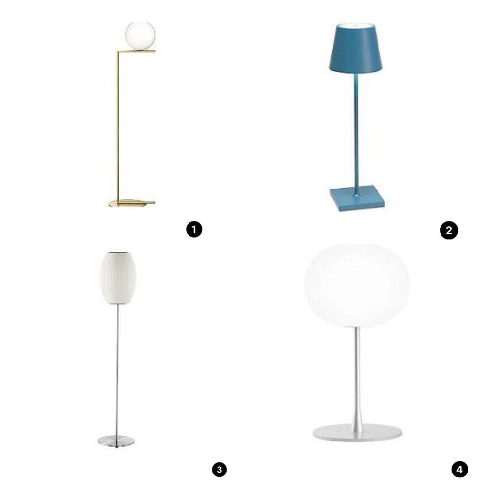 floor and table lamp ideas: home decor design ideas