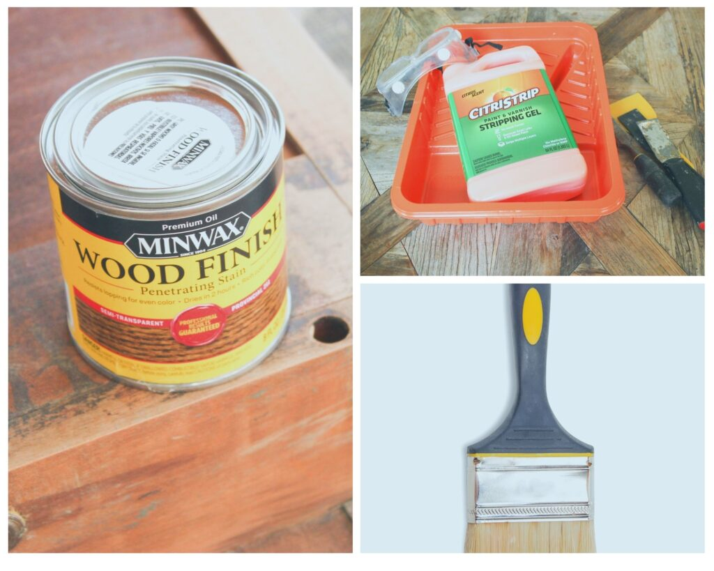 Supplies:How To Strip Paint From Old Wood Furniture