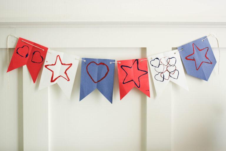 Star Spangled Banner For Kids