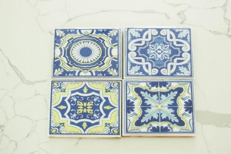 How To Make Tile Coasters Waterproof