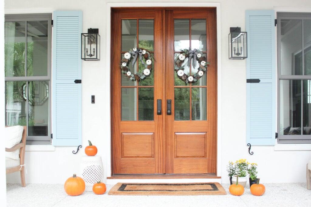 coastal front porch ideas